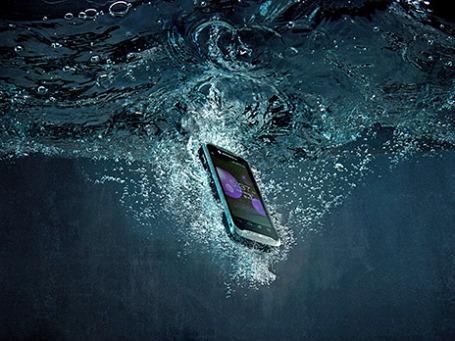 Motorola TC55. Фото предоставлено пресс-службой Motorola Solutions
