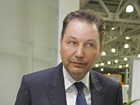 Президент «Группы ГАЗ» Бу Инге Андерссон. Фото: ИТАР-ТАСС