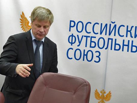 Президент РФС Николай Толстых. Фото: РИА Новости