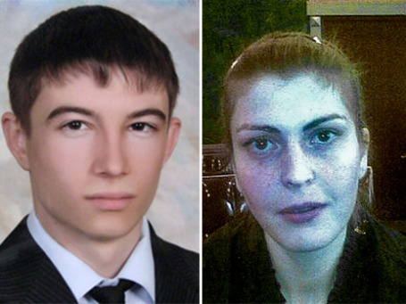 Дмитрий Соколов и Наида Асиялова. Фото: РИА Новости и программы «ЧП» на НТВ