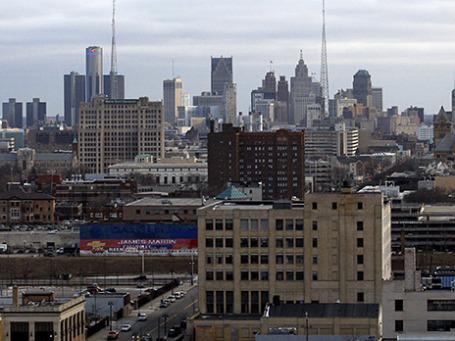 Детройт. Фото: Reuters
