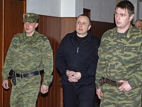 Экс-глава службы безопасности «ЮКОСа» Алексей Пичугин. Фото: ИТАР-ТАСС