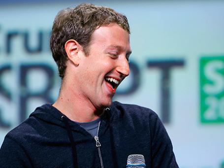 Марк Цукерберг. Фото: Reuters