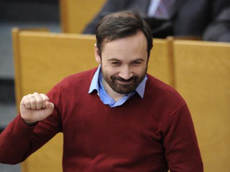 Илья Пономарев. Фото: РИА Новости