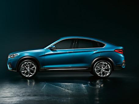 BMW Concept X4, Фото: bmw.com