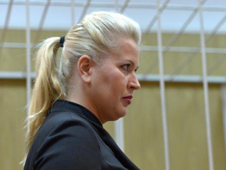 Экс-глава департамента имущественных отношений Минобороны России Евгения Васильева. Фото: РИА Новости