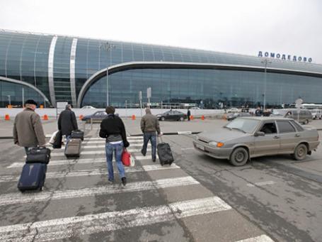 Аэропорт Домодедово. Фото: РИА Новости
