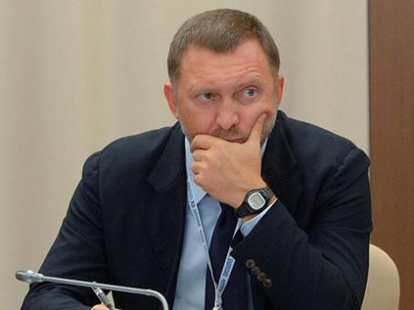 Олег Дерипаска. Фото: РИА Новости