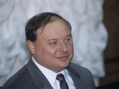 Егор Гайдар, 1995 год. Фото: РИА Новости