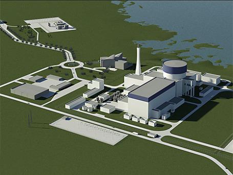 Проект финской атомной электростанции «Ханхикиви». Фото: fennovoima.fi