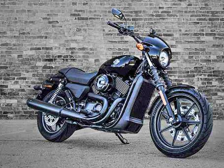 Harley-Davidson Street 750. Фото: harley-davidson.com