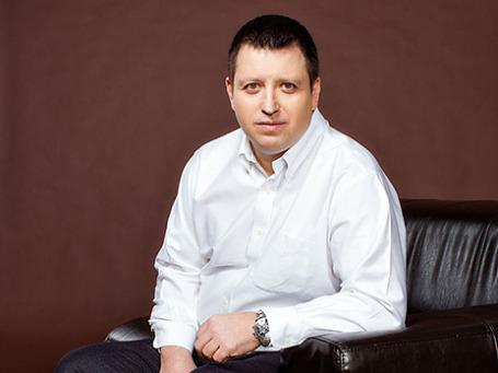 Исполнительный директор KIA в России Артем Гусаров. Фото предоставлено пресс-службой