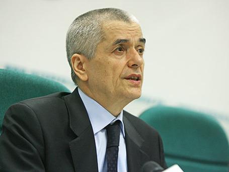 Геннадий Онищенко. Фото: Григорий Собченко/BFM.ru