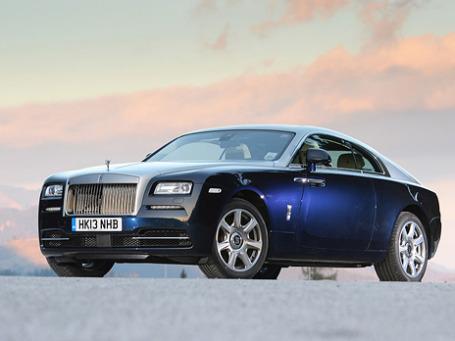 Rolls-Royce Wraith. Фото предоставлено пресс-службой компании