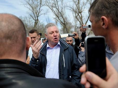 Мэр Астрахани Михаил Столяров. Фото: РИА Новости