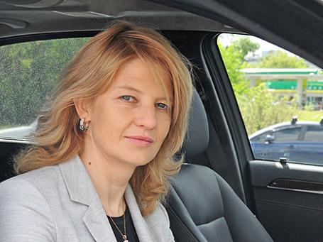 Генеральный директор Группы компаний InfoWatch Наталья Касперская. Фото: Денис Абрамов/BFM.ru