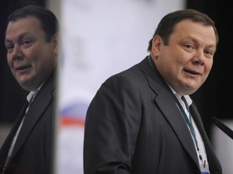 Глава «Альфа-Групп» Михаил Фридман. Фото: РИА Новости