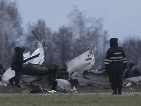 Место крушения самолета Boeing 737. Фото: Reuters