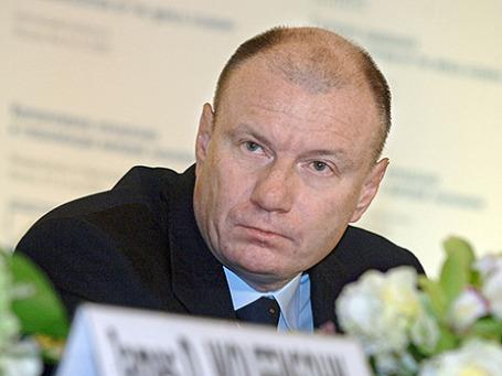Президент компании «Интеррос» Владимир Потанин. Фото: ИТАР-ТАСС