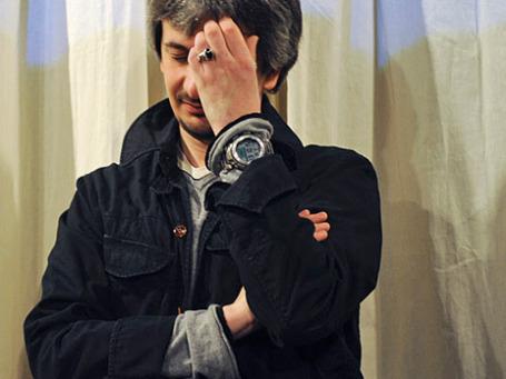 Режиссер спектакля «Карамазовы» Константин Богомолов. Фото: РИА Новости
