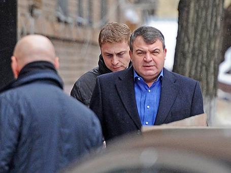 Анатолий Сердюков. Фото: Reuters