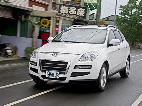 Luxgen 7 SUV. Фото: luxgen-motor.com