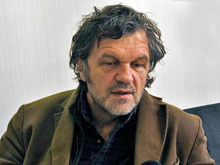 Режиссер и музыкант Эмир Кустурица. Фото: Надежда Загрецкая/BFM.ru