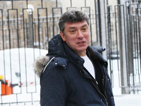 Борис Немцов. Фото: РИА Новости