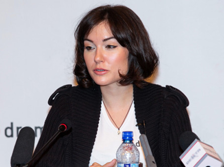 Саша Грей. Фото: РИА Новости