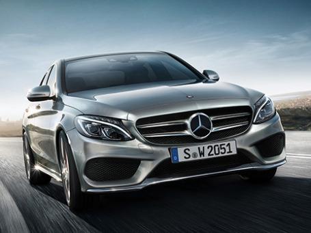 Mercedes-Benz C-Class. Фото: mercedes-benz.com