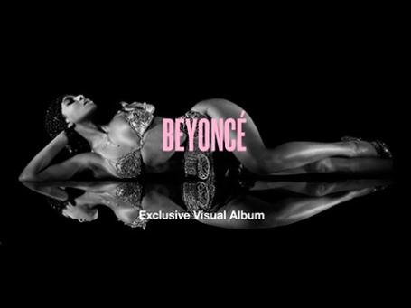 Обложка нового альбома Beyoncé. Фото: itunes.com