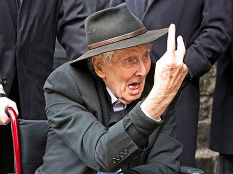 Ронни Биггс. Фото: Reuters