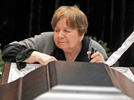 Аделаида Карпелюк. Фото: РИА Новости