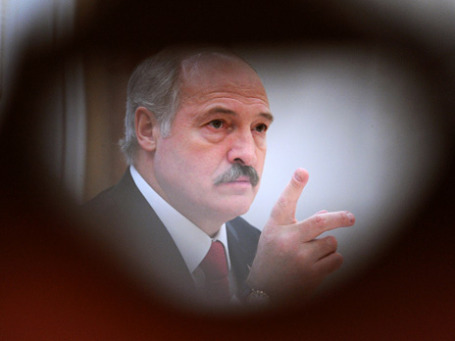 Президент Белоруссии Александр Лукашенко. Фото: РИА Новости
