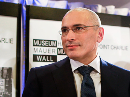 Михаил Ходорковский. Фото: Reuters