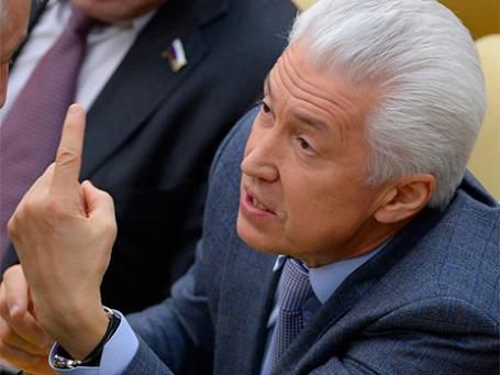 Владимир Васильев. Фото: РИА Новости