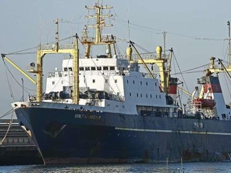Судно «Олег Найденов». Фото: Esteban González Mendoza/Shipspotting.com