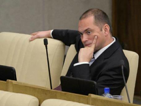 Член комитета ГД по земельным отношениям и строительству Константин Ширшов. Фото: РИА Новости