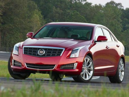 Cadillac ATS. Фото: Cadillac