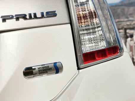 Toyota Prius. Фото: Toyota