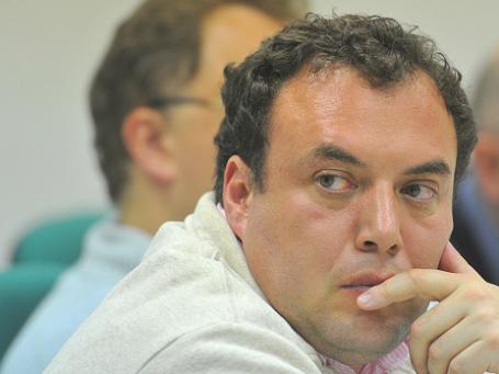 Глава Московского бюро по правам человека Александр Брод. Фото: РИА Новости