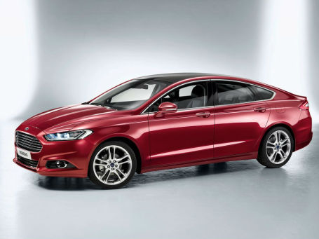 Ford Mondeo. Фото: Ford