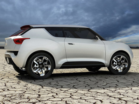 SsangYong XIV-2 Concept. Фото:SsangYong
