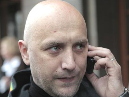 Захар Прилепин. Фото: РИА Новости
