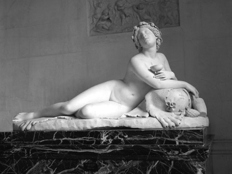 Скульптура Луиджи Бьенеме