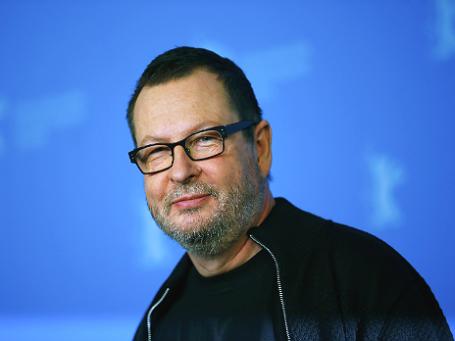 Режиссер Ларс фон Триер на 64-м Международном кинофестивале в Берлине. Фото: Reuters