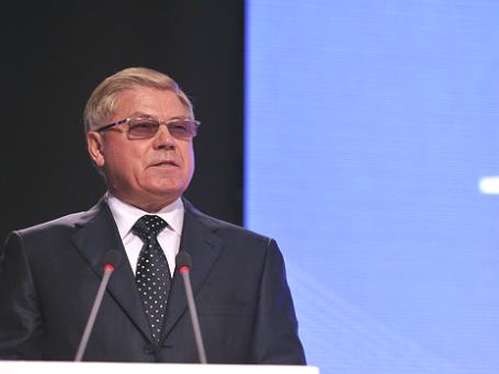 Председатель ВС Вячеслав Лебедев. Фото: РИА Новости