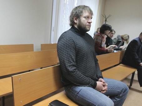 Александр Емельяненко. Фото: РИА Новости