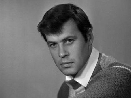 Актер театра и кино Георгий Мартынюк. 1966 год. Фото: РИА Новости