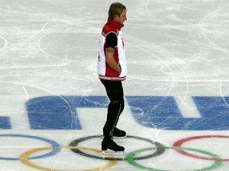 Фото: Reuters. Евгений Плющенко